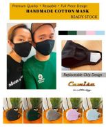 Face Mask(Cotton,Microfibre)
