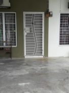 House For Rent Tmn ixora BBST ( Fully furnished)