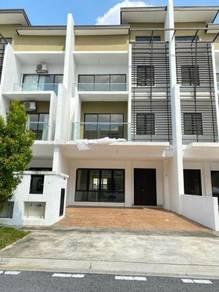 [BARE UNIT] 3sty Terrace Link House, Anggun 3, Kota Emerald, Rawang