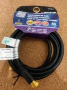 Satellite TV Cable F-Type Male to F-Type Male
