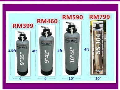 Water Filter / Penapis Air SIAP PASANG 4n