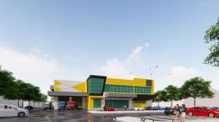 3.5/S Detached Factory at Penang Science Park, 52200sf