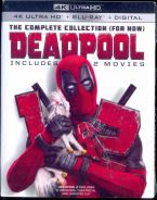 Deadpool The Complete Collection 4K [ Blu-Ray ]