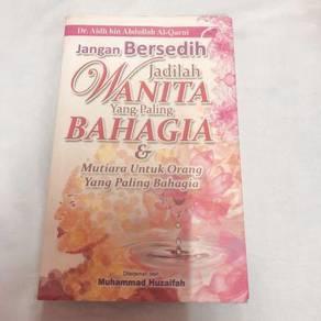 Jadilah Wanita Bahagia (islamic book)