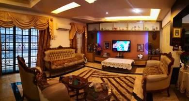 Semi Detached D/S Kepayan | VIP Location | Nice Renovation