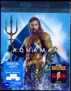 Aquaman 4K [ Blu-Ray ]