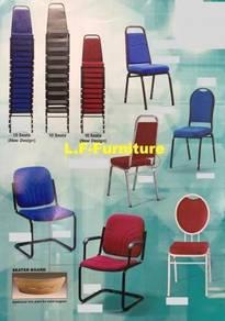 Kerusi Banquet Kusyen, Banquet Chair,Office Chair