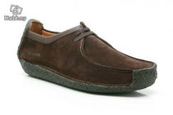 Music retro men's shoes British sailing clarks