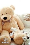 1.8meter Surprising Gift Lovely Giant Teddy bear