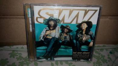 CD SWV - Release Some Tension