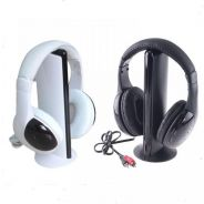 5 In 1 Wireless Earphone MH2001 Headset HI FI