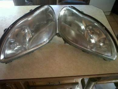 JDM Parts Mercedes Benz W220 Head Lamp