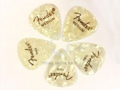 New Fender Celluloid Guitar Picks - A