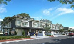 City Garden 2-Storey 4.9 Points Near Riveria Kch-Samarahan Link Rd