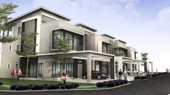 [new pre- launch project] spacious double storey - putrajaya