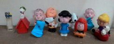 Snoopy - set 3