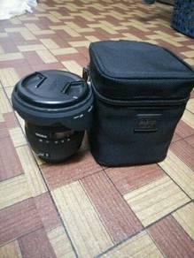 Sigma lens 10-20mm