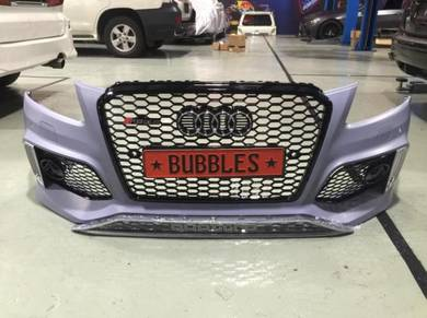 Audi facelift RSQ5 conversion BUMPER KIT
