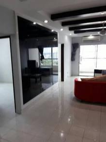 Bistari Impian Apartment with Renovated at Larkin, Nearby CIQ