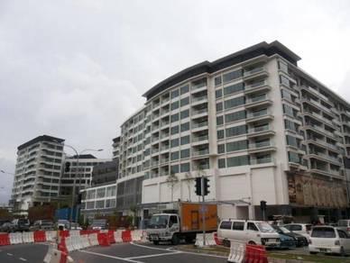 Top 8th floor, Loft Condominium, Kk times sq, kota kinabau