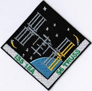 NASA Space Shuttle Flight STS-119 Discovery Patch