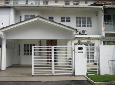 Freehold Renovated Double Storey Taman Bukit Desa, Seputeh, KL