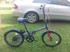 Imported Folding Bicycle from Japan: Ford