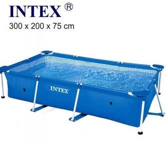 INTEX Swimming Pool Kids Pool Family Pool 3 Meter