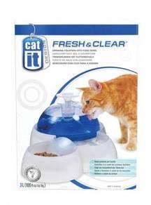 50050-Catit Design Fresh & Clear Cat Drinking Foun