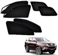 Toyota fortuner magnetic ninja shades