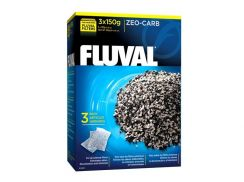 A1490-Fluval Zeo-Carb - 3 x 150 g