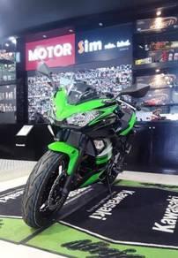 Ninja 650 abs se CNY Promo