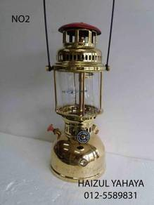 Antique Kerosene Lantern 2