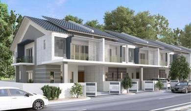 Richmond Residence Teluk Intan Terrace Double Storey House