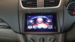 Ertiga dynavin android gps dvd player monitor