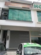 Dataran Larkin, Shop Lot Ground Floor For Rent