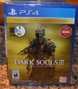 Dark Souls 3 - Ps4 Game