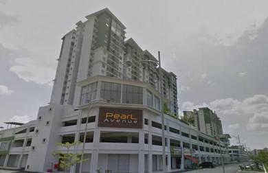 Kajang Pearl Avenue Condo, Kajang Sungai Chua, Fully Furnished, Kajang