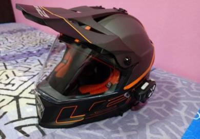 Helmet Enduro LS2 Pioneer