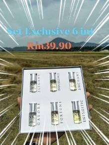 6In1 nk exclusive parfum