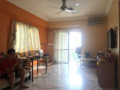 Prisma Cheras 2 rooms Condo, Taman Midah, MRT, renovated, Freehold