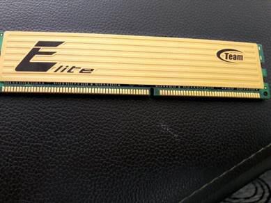 1GB DDR 400MHZ Elite Team Group RAM