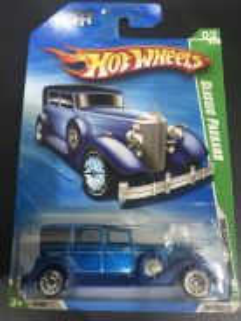 Hot Wheels CLASSIC PACKARD 2010 Treasure Hunt