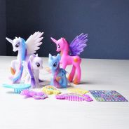My Little Pony Fashion Style 4 in 1 Pony Figure