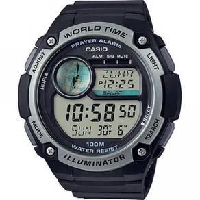Watch- Casio Digital Islamic CPA100-1-ORIGINAL