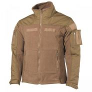 Tactical Military Fleece Jacket Made In Germany