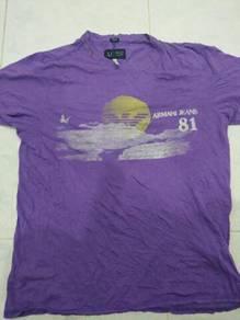 Armani X t-shirt