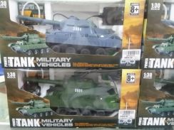 HENG LONG 1/30 RC Tank 27MHz Shooting BB Bullet