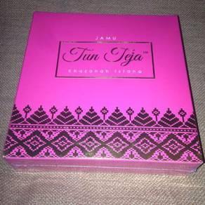 Jamu tun teja(limited edition)