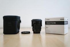 Sigma 35mm f1.4 Art, Canon mount